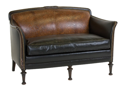 Classic Leather - Favorite Loveseat - TA-2232