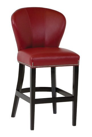 Classic Leather - Saddle-Up Barstool - TA-6711-30