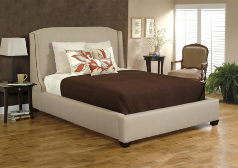 Image of Queen Wing Bed