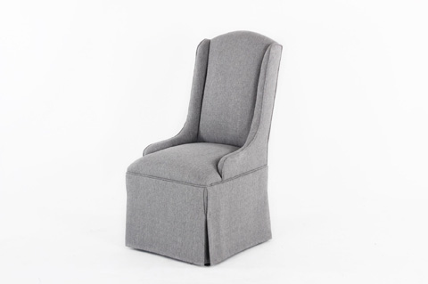 Image of Skirted Host Chair