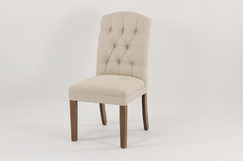CMI - Arch Back Side Chair - 868