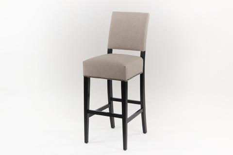 Image of Open Back Barstool