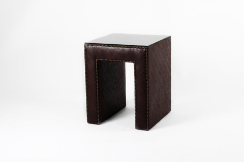 CMI - Upholstered End Table - 9001