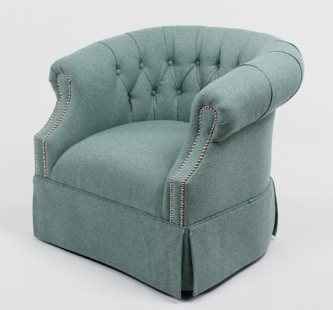 Image of Swivel Glider Rocker