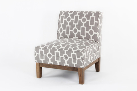 Image of Abigail Slipper Chair