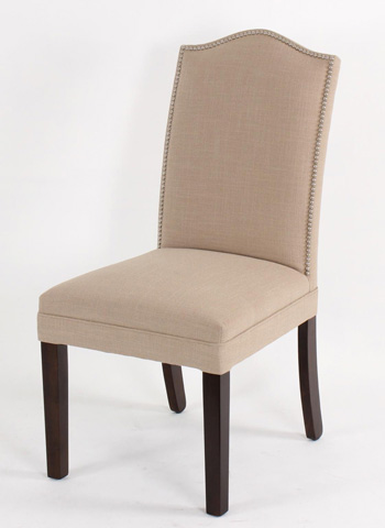 Image of Camel Top Side Chair