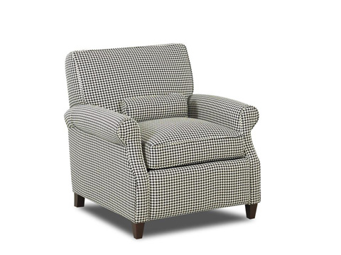 Image of First Lady High Leg Reclining Chair