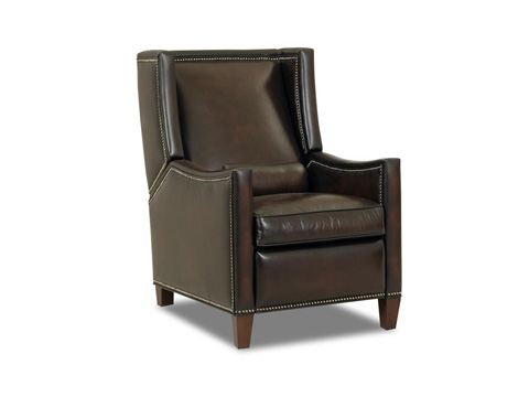 Image of Mathews High Leg Reclining Chair
