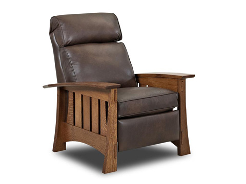 Image of Highlands II High Leg Reclining Chair