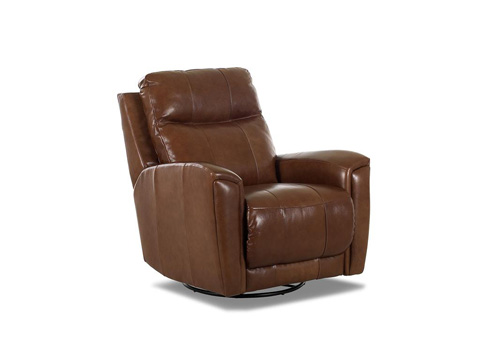 Image of Platinum Swivel Glider Reclining Chair
