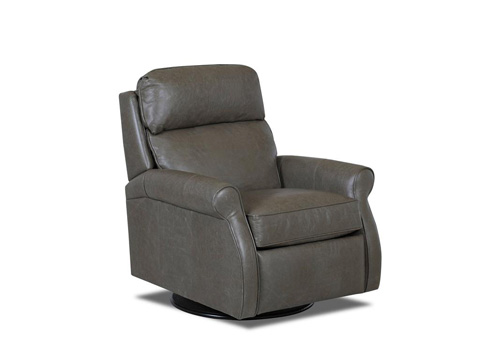 Image of Leslie II Swivel High Leg Reclining Chair