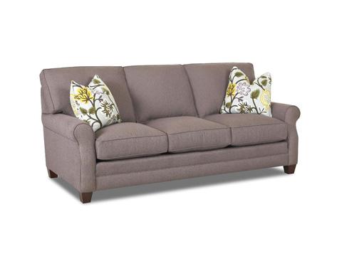 Comfort Design Furniture - Loft Dreamquest Queen Sleeper Sofa - C4052 DQSL