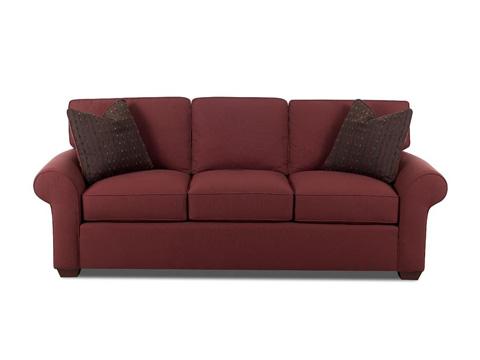 Comfort Design Furniture - Journey Dreamquest Queen Sleeper Sofa - C4074 DQSL