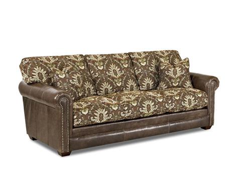 Comfort Design Furniture - Daniels Dreamquest Queen Sleeper Sofa - CL7009-19 DQSL