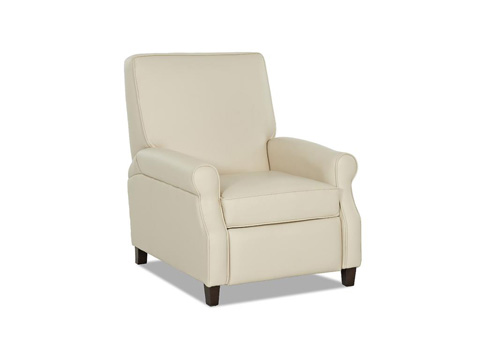 Image of Dixon Leather Recliner