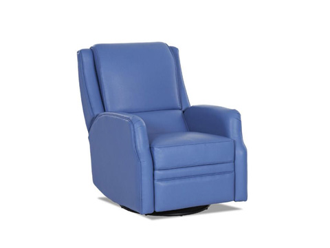 Image of Maco Leather Reclining Chair