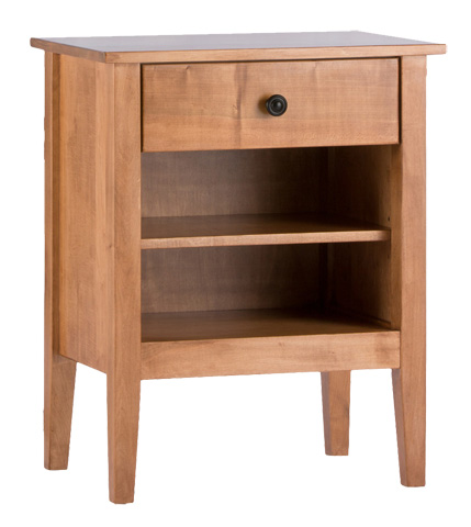 Conrad Grebel - Belleville One Drawer Nightstand - D40D
