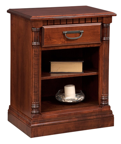 Conrad Grebel - Chesterton One Drawer Nightstand - D95D