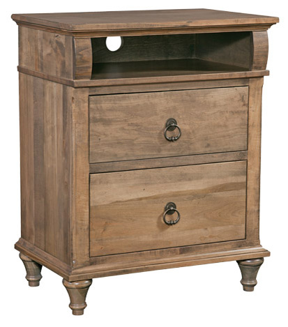 Image of Madison Two Drawer Nightstand