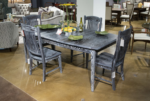 Image of Five Piece Claypool Dining Room Set