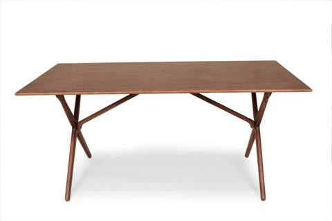 Control Brand - The Eslov Table - FET6439WALNUT
