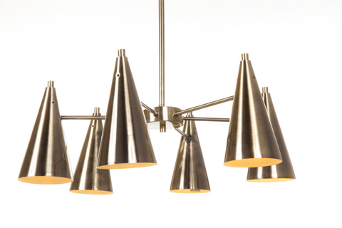Image of Pinecone Pendant Light