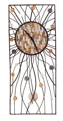 Control Brand - Shell Long Wall Clock - NT3044