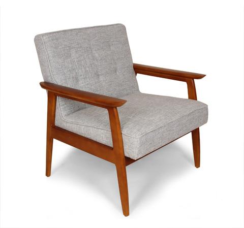 Control Brand - Adrian Arm Chair - SF885001GREY