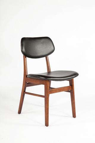 Control Brand - The Malmo Side Chair - FYC042BLKPU