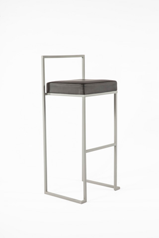 Control Brand - The Adrian Stool - BS463BLK