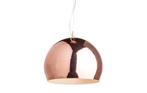Control Brand - Fort Knox Pendant Light - C350GOLD