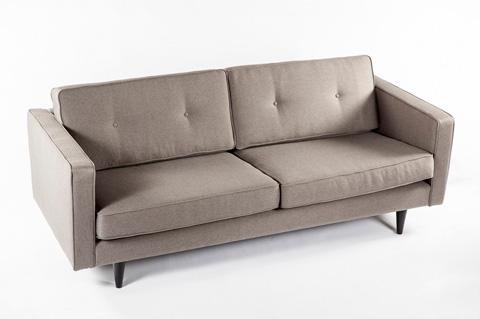 Control Brand - The Parma Sofa - FAS1103GREY