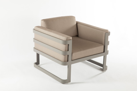 Image of The Patras Lounge Chair