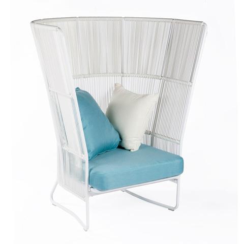 Control Brand - The Dream High Back Chair - FCC6310WHT