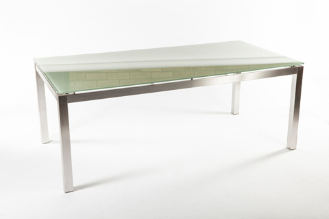 Control Brand - The Chalcis Dining Table - FCT1027WHT