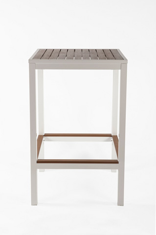 Image of The Buren Teak Table