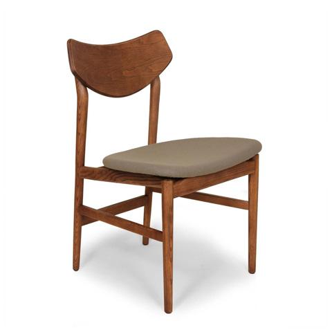 Control Brand - The Borlange Side Chair - FEC2012GREY