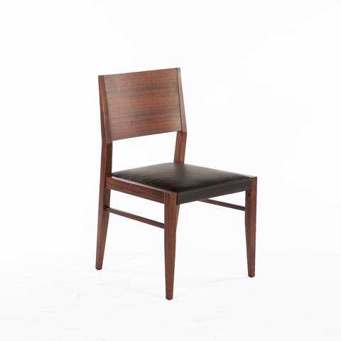 Control Brand - Lillehammer Dining Chair - FEC8012BLK