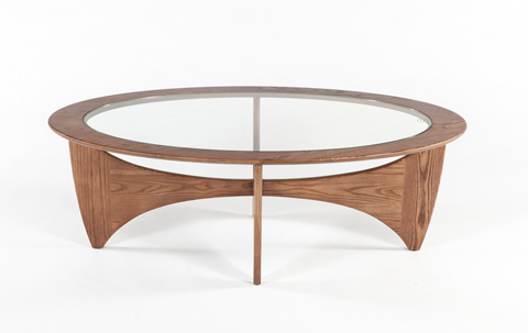 Control Brand - The Seymour Cocktail Table - FET5059WALNUT