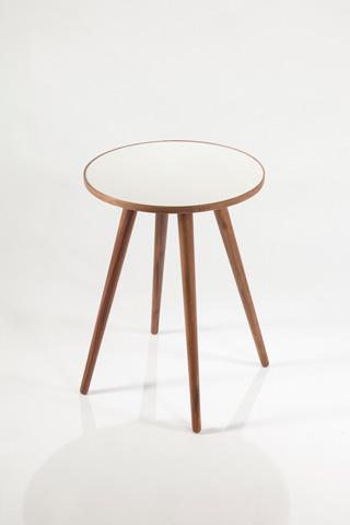 Control Brand - The Sputnik Side Table - FET5439BWALNUT