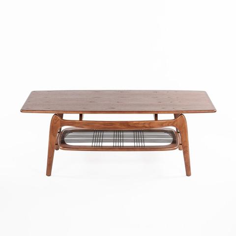 Control Brand - Coffee Table - FET8439WALNUT