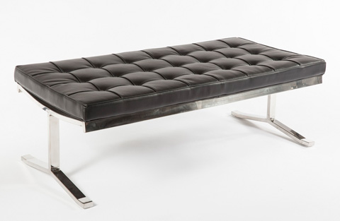 Control Brand - The Tidaholm Bench - FHC03BLK