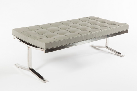 Control Brand - The Tidaholm Bench - FHC03GREY