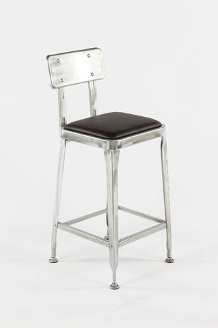 Control Brand - The Vrads Stool - FOC88865BLK