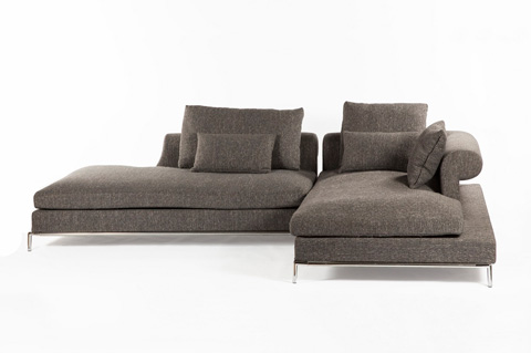 Control Brand - The Scandicci Sectional - FQS009GREY