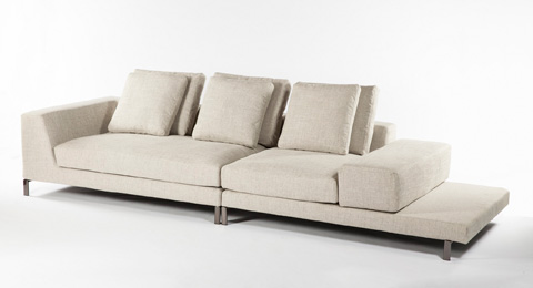 Image of The Messina Sectional Sofa