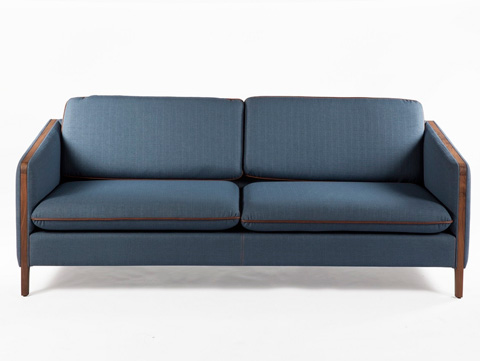 Control Brand - Lore Sofa - FSF003BLUE