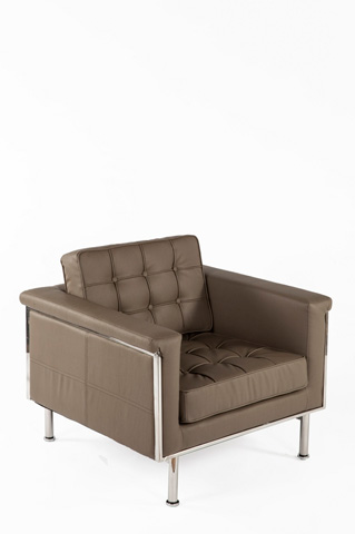 Control Brand - The Urne Lounge Chair - FV1051TAUPE