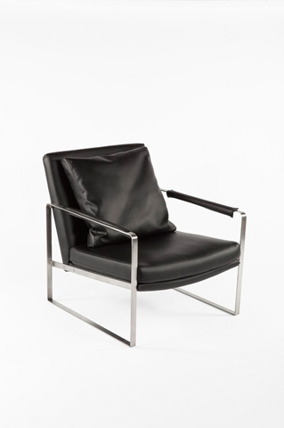 Control Brand - The Ustrup Lounge Chair - FV372BLK