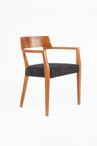 Control Brand - The Sittard Arm Chair - FXC587BLK